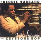 FREDDIE HUBBARD Keystone Bop Vol. 2: Friday & Saturday album cover