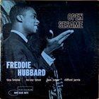 FREDDIE HUBBARD Open Sesame album cover