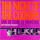 FREDDIE HUBBARD The Night Of The Cookers - Live At Club La Marchal, Volume 1 album cover