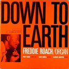 FREDDIE ROACH Down To Earth album cover