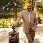 FREDDY COLE Merry-Go-Round album cover