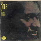 FREDDY COLE On Second Thought album cover