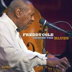 FREDDY COLE Singing The Blues album cover