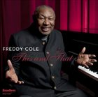 FREDDY COLE This and That album cover