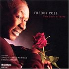 FREDDY COLE This Love of Mine album cover