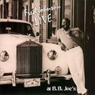 FREDDY JOHNSON Live at B.B. Joe's album cover