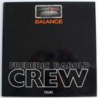 FRÉDÉRIC RABOLD Balance album cover