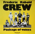 FRÉDÉRIC RABOLD Package Of Voices album cover