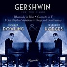 FREDERICK HODGES Frederick Hodges and Richard Dowling : Gershwin For Two Pianos album cover