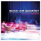 FREDRIK KRONKVIST Scan-Am Quartet feat. Fredrik Kronkvist, Soren Moller, Morten Ramsboel, Jason Marsalis album cover