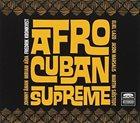 FREDRIK KRONKVIST Afro-Cuban Supreme album cover