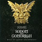 FROMUZ Sodom And Gomorrah album cover