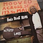FURRY LEWIS Beale Street Blues album cover