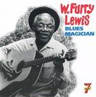 FURRY LEWIS Blues Magician album cover