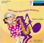 GABE BALTAZAR Back In Action album cover