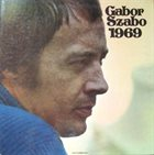 GABOR SZABO 1969 album cover