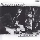 GABOR SZABO In Stockholm album cover