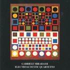 GABRIELE MIRABASSI Electroacoustic Quartetto album cover