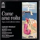 GABRIELE MIRABASSI Gabriele Mirabassi, Battista Lena, Gianni Coscia, Enzo Pietropaoli : Come Una Volta album cover