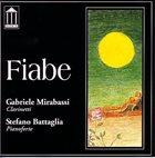 GABRIELE MIRABASSI Gabriele Mirabassi - Stefano Battaglia : Fiabe album cover