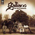 GALLIANO The Plot Thickens album cover