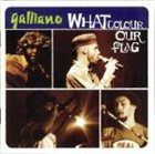 GALLIANO What Colour Our Flag album cover