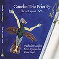 GANELIN TRIO/SLAVA GANELIN Live in Lugano album cover