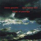 GANELIN TRIO/SLAVA GANELIN Birds Of Passage (with Esti Kenan Ofri) album cover
