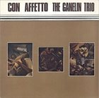 GANELIN TRIO/SLAVA GANELIN Con Affetto album cover