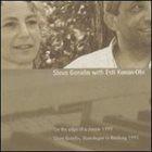 GANELIN TRIO/SLAVA GANELIN On The Edge Of A Dream (with Esti Kenan-Ofri) album cover