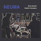GANELIN TRIO/SLAVA GANELIN Slava Ganelin - Vladimir Homyakov : Neuma album cover