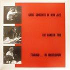 GANELIN TRIO/SLAVA GANELIN Ttaango ... In Nickelsdorf album cover