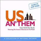 GARRY DIAL US An' Them: A Collection of National Anthems album cover