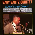 GARY BARTZ West 42nd Street album cover