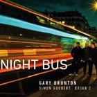 GARY BRUNTON Night Bus album cover