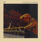GARY BURTON Conception : Anthology Of Landmark Early Years album cover