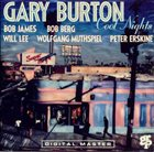GARY BURTON Cool Nights album cover