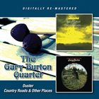 GARY BURTON Duster / Country Roads & Other Places album cover