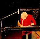 GARY BURTON Live in Tokyo album cover