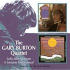 GARY BURTON Lofty Fake Anagram / A Genuine Tong Funeral album cover