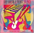 GARY BURTON Six Pack album cover