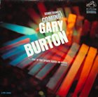 GARY BURTON Something's Coming album cover