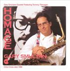 GARY SMULYAN Homage (To Pepper Adams) album cover