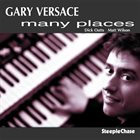GARY VERSACE Many Places album cover