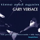 GARY VERSACE Time and Again album cover
