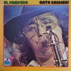 GATO BARBIERI El Pampero album cover