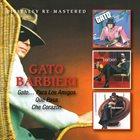 GATO BARBIERI Gato… Para Los Amigos/Qué Pasa/Che Corazón album cover