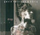 GAVIN HARRISON Gavin Harrison & Ø5Ric : Drop album cover