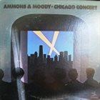 GENE AMMONS Chicago Concert album cover