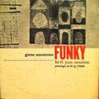 GENE AMMONS Funky album cover